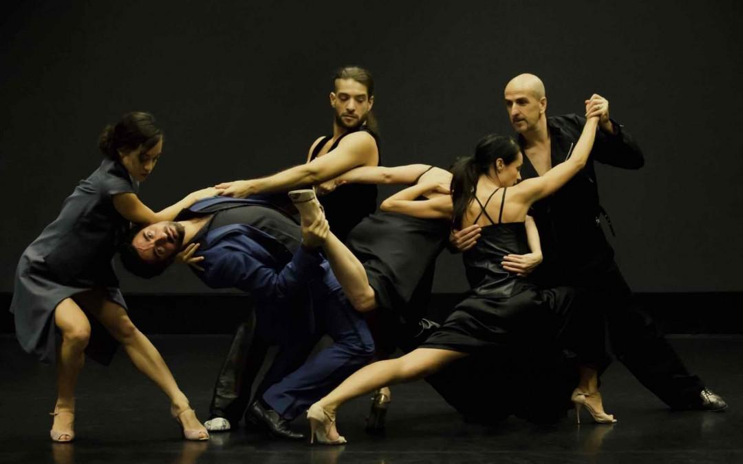 Création Motus Anima  Cie Tango Ostinato Claudia Miazzo Jean Paul Padovani