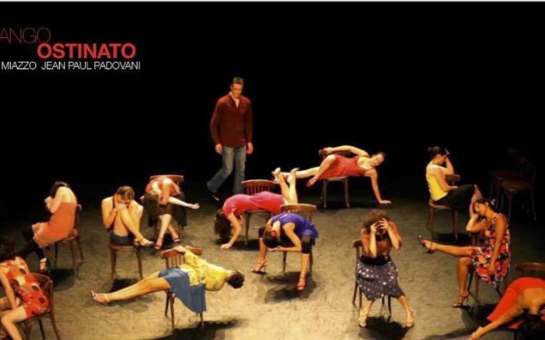 Actualités 4 Cie Tango Ostinato Claudia Miazzo Jean Paul Padovani